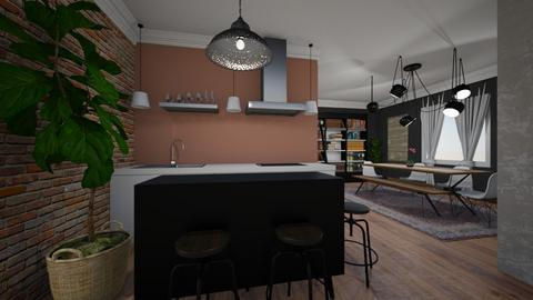 mine 2 - Dining room - by Tennessee
