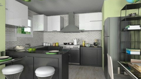 My New Kitchen - Kitchen - by smccauley029
