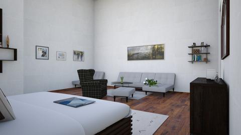 bedroom 2 - by maritaaslamazashvili