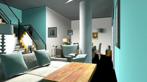 livingroom - Classic - Living room - by Agnieszka11