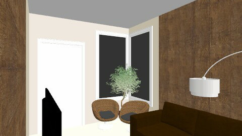 Andrea's living room - Modern - Living room - by smblondon