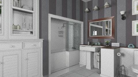 house Bathroom social - Classic - Bathroom - by Maria_Julia