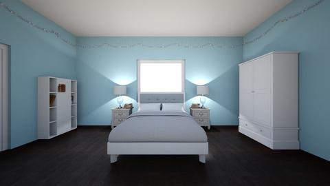 Dream House 2 - Modern - Bedroom - by Peyton G