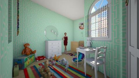boy kid - Kids room - by hannanex