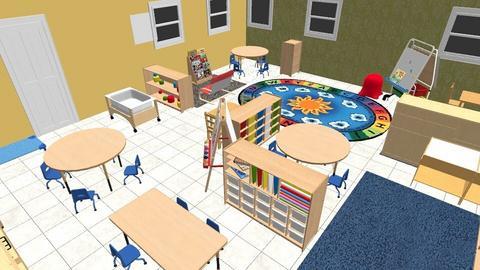 Final ymca prek - Kids room - by YRCMDFNEXLGDDZCFMKXEMUPWNXAQFCB