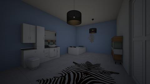 Zeus Cabin  - by hellohello88