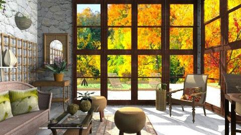 Autumn - by milyca8
