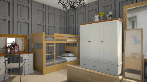 small1 - Classic - Bedroom - by Jade w