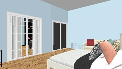 Mommys room bathroomview1 - Bedroom - by Aliahamr