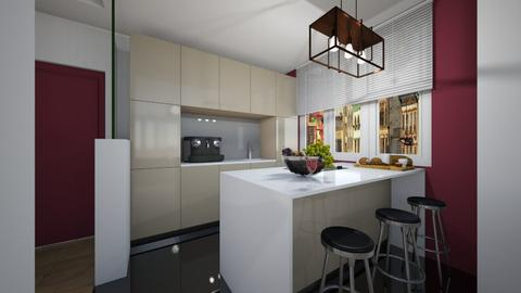 Variations_Kitchen - Modern - Kitchen - by Laurika
