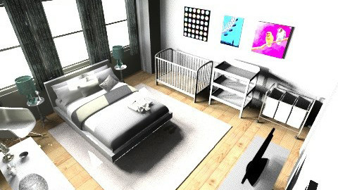 BedroomsK - Modern - Bedroom - by Kierstyn McEwen
