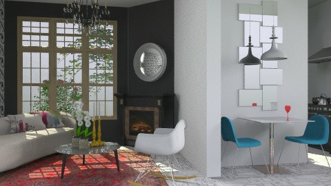 This & That - Glamour - Living room - by 3rdfloor