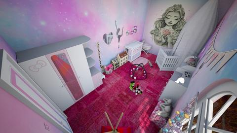 family home 164 - Modern - Kids room - by Stavroula Chatzina