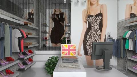FashionShop - Modern - by Luisy