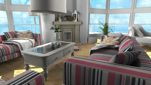 modernocean - Classic - Living room - by iamanna1234