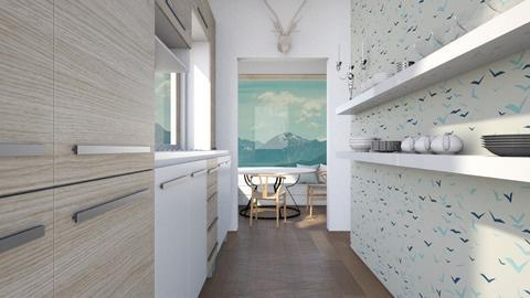 Condo Kitchen - Kitchen - by lauren_murphy