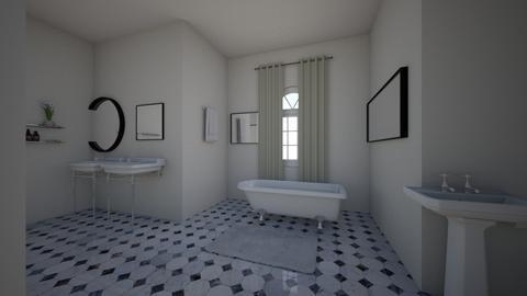nosey - Bedroom - by Sadiesct