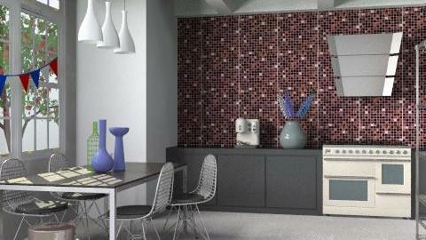 Jane's Kitchen - Minimal - Kitchen - by 3rdfloor