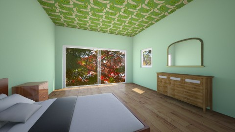 BEDROOM 8 - Bedroom - by Mohamed Zeyada