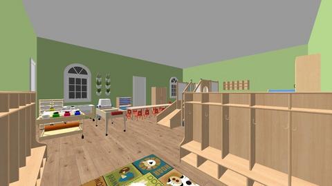 Preschool Room - Kids room - by ACZAMXCRTRCUEKHNWKJBNDUXEGBELCQ