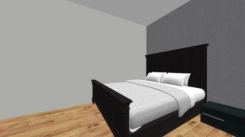 gresa - Bedroom - by gresaxxx