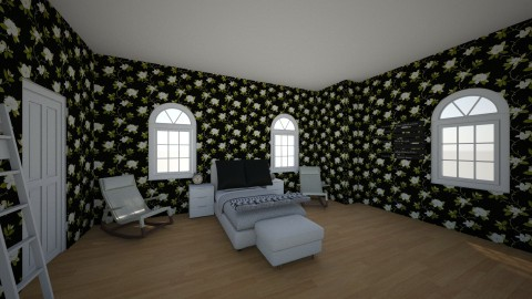 Dream room - by Jompton