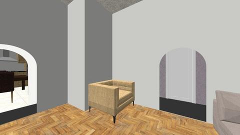 F N House - Modern - by MATTOS103