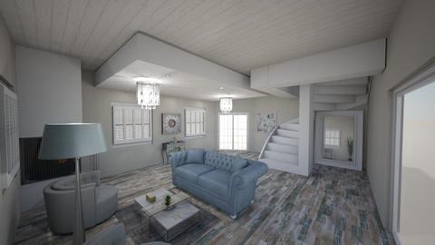 Contest OAK - Living room - by Anea Designs