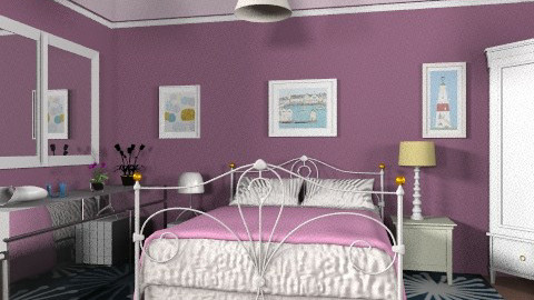 Melrose - Eclectic - Bedroom - by milyca8