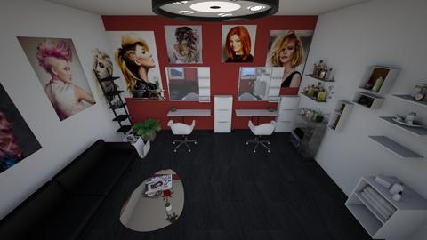 Frizerski salon - Office - by ivanab