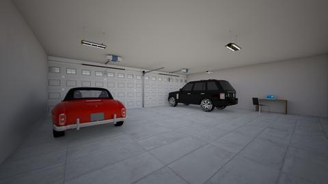 garage - Modern - by sandy75