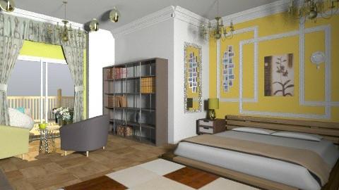 Lovely Bedroom - Modern - Bedroom - by moonissa