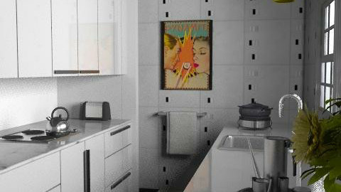 For Aceitunilla 8 - Modern - Kitchen - by Theadora