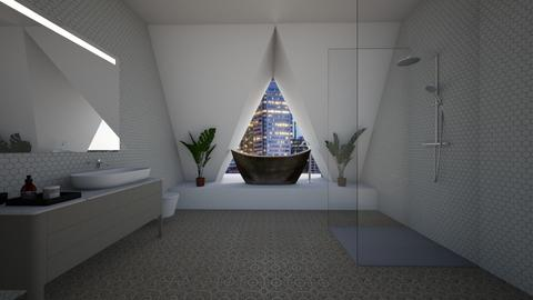 Boho Chic - Bathroom - by daisychainhippytaniwha