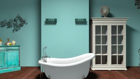 Bathroom - Vintage - Bathroom - by bl vl