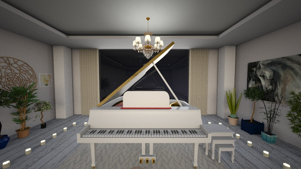play the piano time - by canadian architect