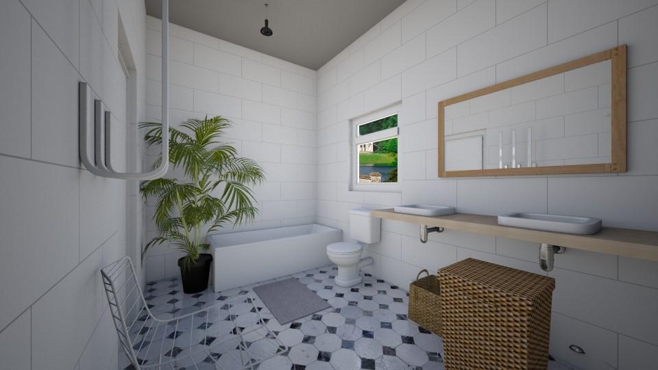 bath - Bathroom - by Ta yhy