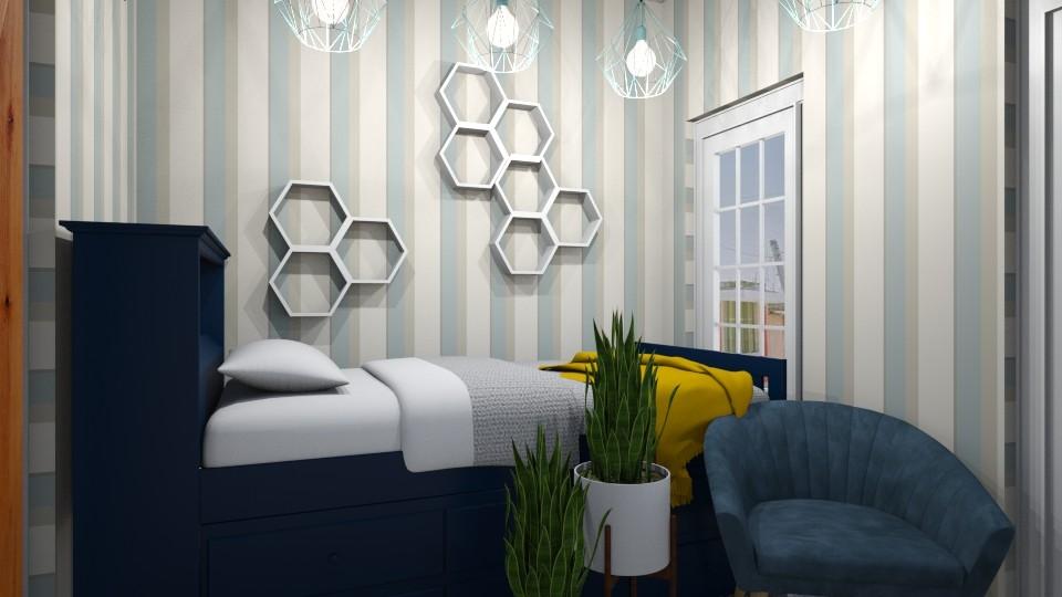 EB - Bedroom - by heynowgregory