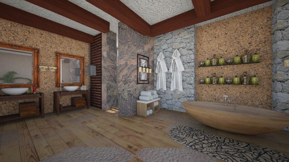 bath - Modern - by lamzoi