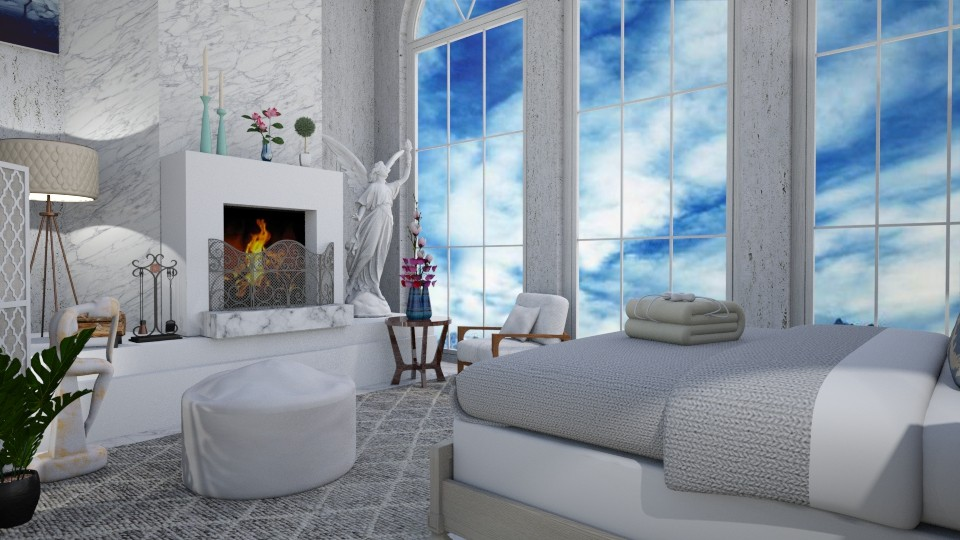 bodrum - Modern - Bedroom - by mari mar
