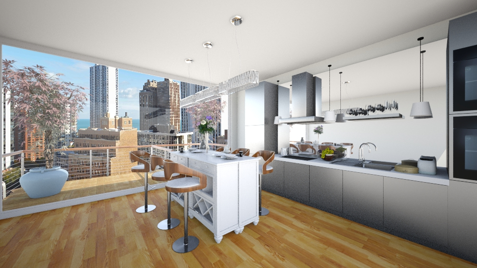 kitchen - by ekaterine