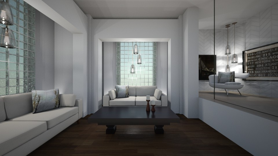 Special Seating - Modern - Living room - by XiraFizade