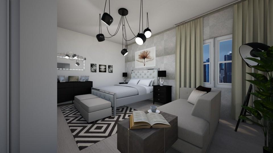 My Apartment MainBedroom  - Bedroom - by PTKoma