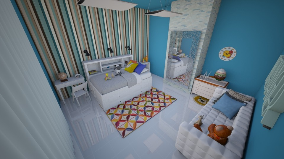 HOME KIDS - Bedroom - by camivieira94