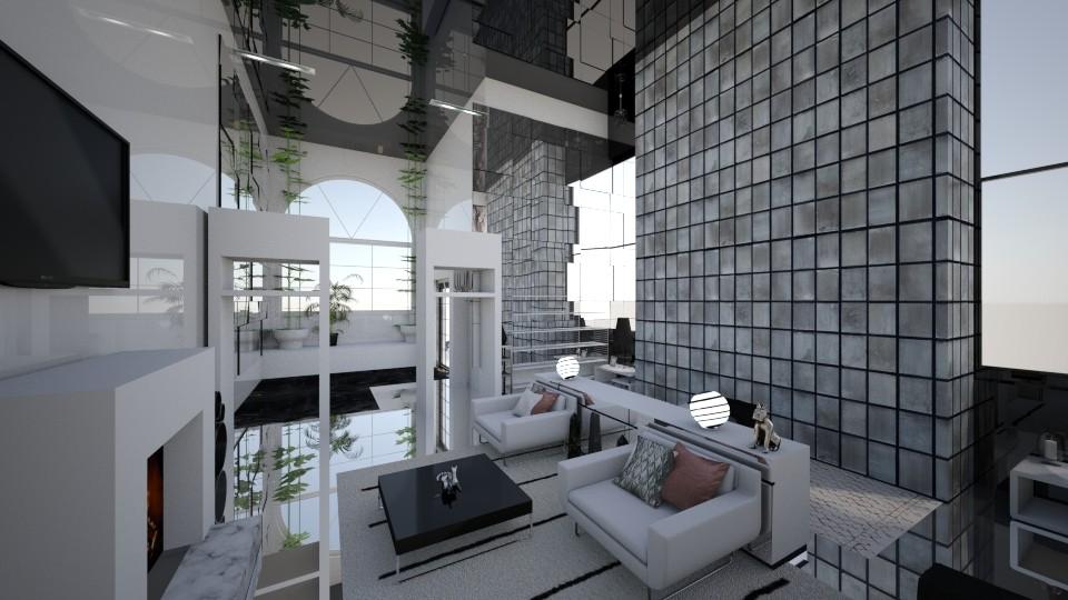shine babeh - Living room - by LilDebbieFrmDwnDaStreet