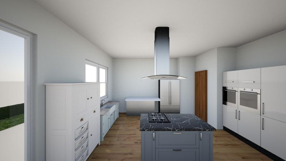 Kitchen Home - by gracias2016
