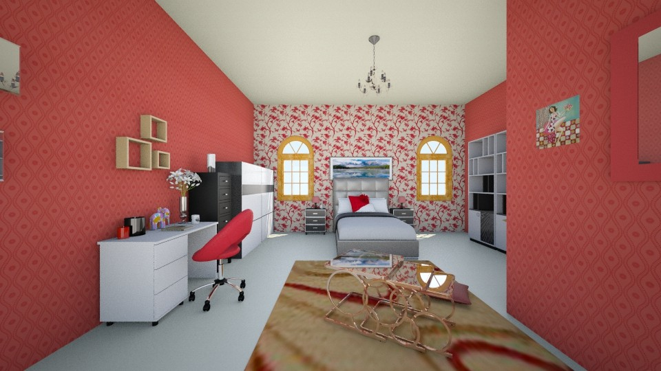 2 - Bedroom - by Loli Bamboom