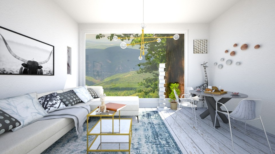 livingroom1 - Living room - by andaq
