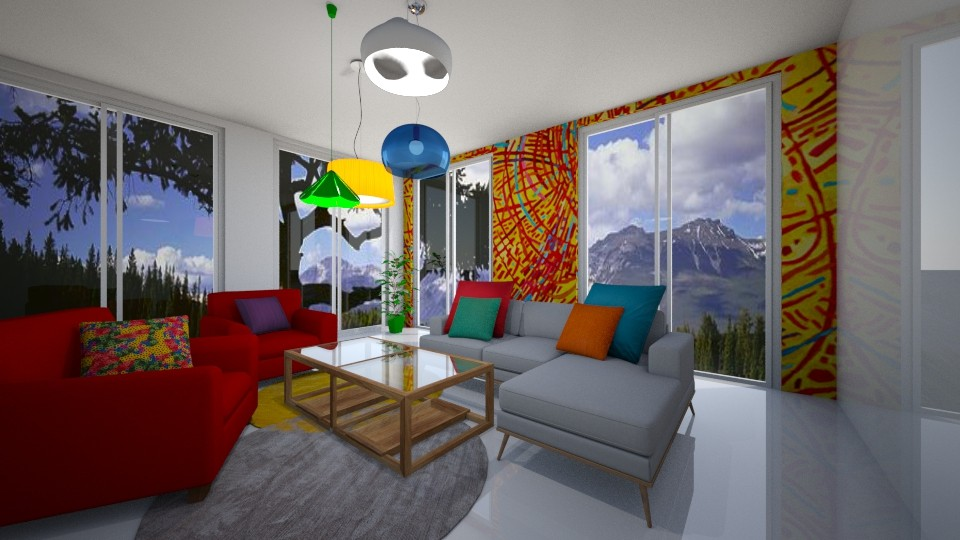 magnetic fields - Modern - Living room - by Angel122