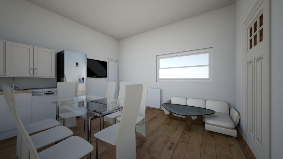 house1 - Living room - by vanqkedikova87